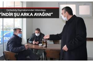 Çerkezköy Kaymakamı Abban'a soruşturma açıldı