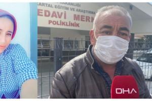 Tekirdağ'da kocası tarafından yakılan kadının ailesi konuştu
