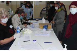 Tekirdağ'da, Bulgaristan seçimleri için sandık başına gittiler