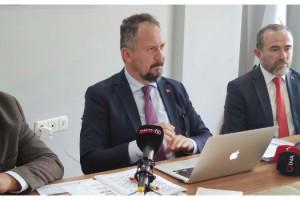 """AK Parti Tekirdağ İl Başkanı Özcan; """"Doğalgaz ile ilgili Malkara belediyesi yalnızca kazı izinleri vermekle yükümlüdür"""""""