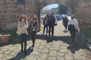 Bulgaristan'daki tarihi Kambur Köprü'de restorasyon sürüyor