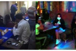 Eğlence mekanı ve kıraathanede yakalanan 44 kişiye 174 bin TL ceza
