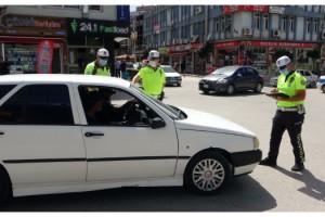 Keşan'da, 'Huzurlu sokaklar ve terör suçları' uygulaması