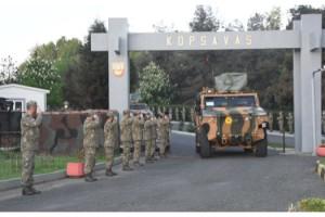 Romanya'daki NATO tatbikatına katılacak Mehmetçikler yola çıktı