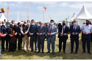 Tekirdağ'da Tarım ve Teknoloji Fuarı Açıldı