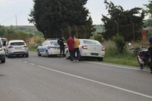 Trafik Kazası Ucuz Atlatıldı