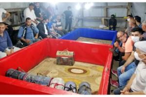 Horoz dövüştürüp, bahis oynayan 23 kişiye 76 bin 626 TL ceza