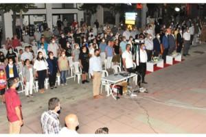 Malkara'da 15 Temmuz Şehitlerini Anma, Demokrasi ve Milli Birlik Günü Kutlandı