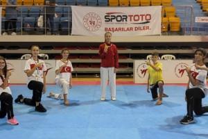 Malkara'lı Kızımız Sahra Nur Özdemir Türkiye Şampiyonu Oldu
