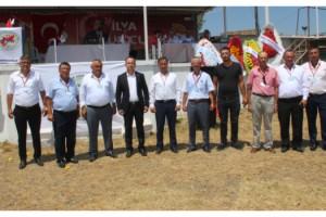 Tekirdağ DSYB Başkanı Ergin Durgun Güven Tazeledi