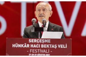CHP lideri Kılıçdaroğlu: Dileriz İslam dünyasında adalet ve huzur kazanmış olur