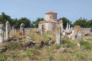 Enez'deki Osmanlı mezarlığının restore edilmesi isteniyor