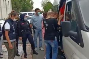 Tekirdağ'da fuhuş operasyonunda 4 tutuklama