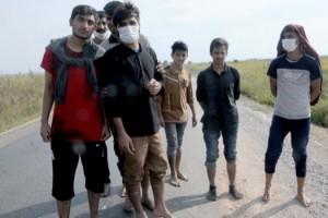 Yunan güvenlik güçleri, dövüp elektrik verdikleri göçmenleri Türkiye'ye geri itti