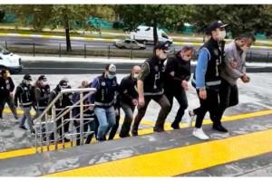 Tekirdağ'da 'ihaleye fesat' operasyonunda 17 tutuklama