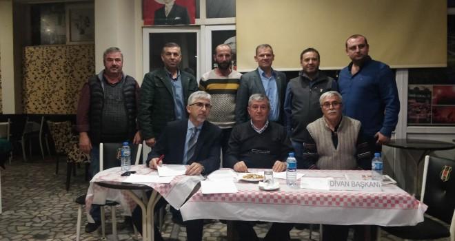 Osman Alcan Güven Tazeledi