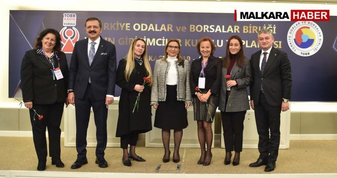 Hisarcıklıoğlu Kadın Girişimcilerden 'Rol Model' Olmalarını İstedi