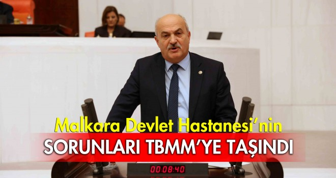 MİLLETVEKİLİ ENEZ KAPLAN'DAN TBMM'YE ÖNERGE