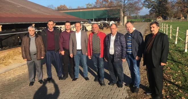 Tekirdağ DSYB Üyeleri Eurotier Fuarı'nda