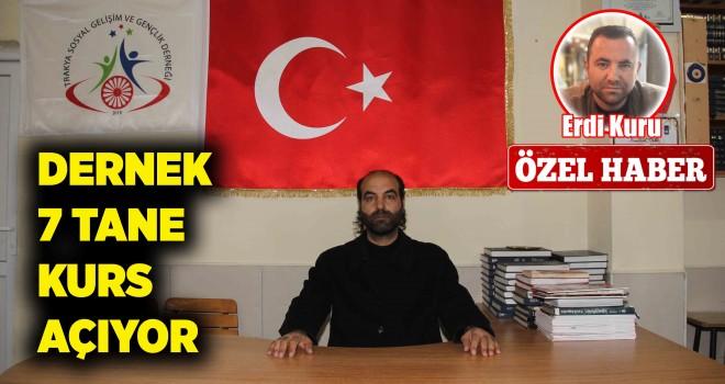 Malkara'da ve Türkiye'de Bir İlk!