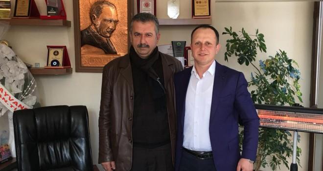 Durgun'dan Malkara Kırmızı Et Üreticileri Birliğine Ziyaret