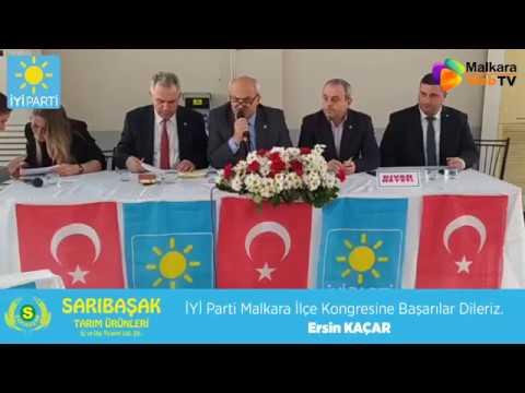 İYİ Parti Malkara İlçe Kongresi Yapıldı (1)
