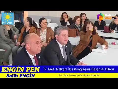 İYİ Parti Malkara İlçe Kongresi Yapıldı (2)