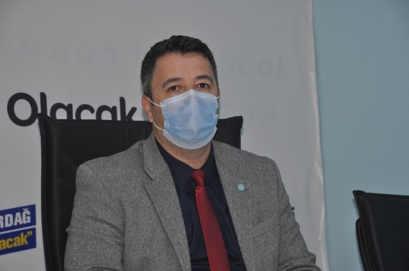 İYİ Parti'den Katı Atık Bedeli Açıklaması