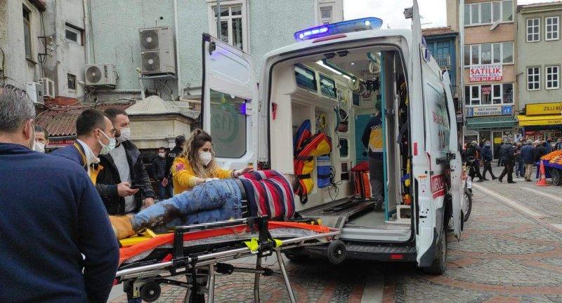 Edirne'de silahlı kavga: 1 yaralı, 3 gözaltı