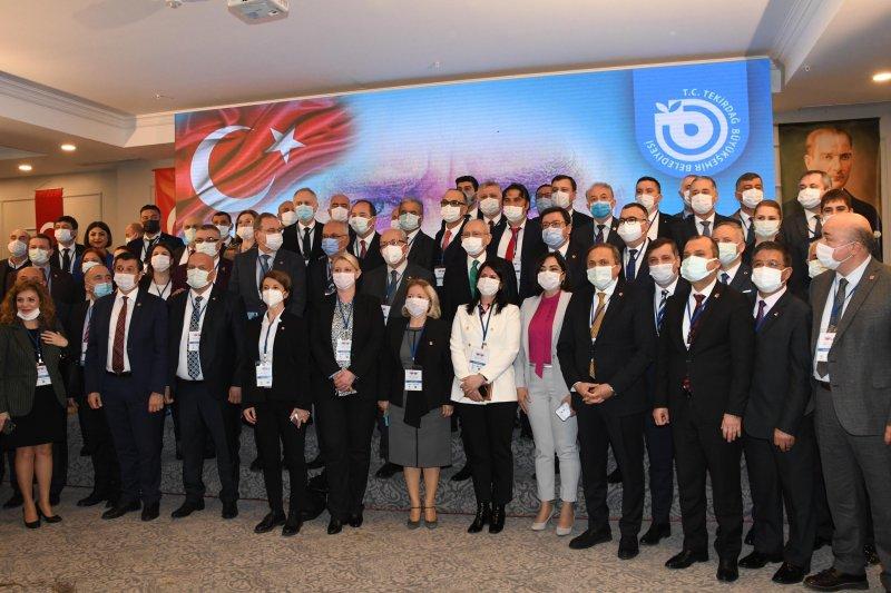 Kılıçdaroğlu: Sen, ben diyerek değil, demokratik değerlerle çalışacağız
